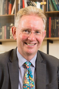 Prof. Chris Abell